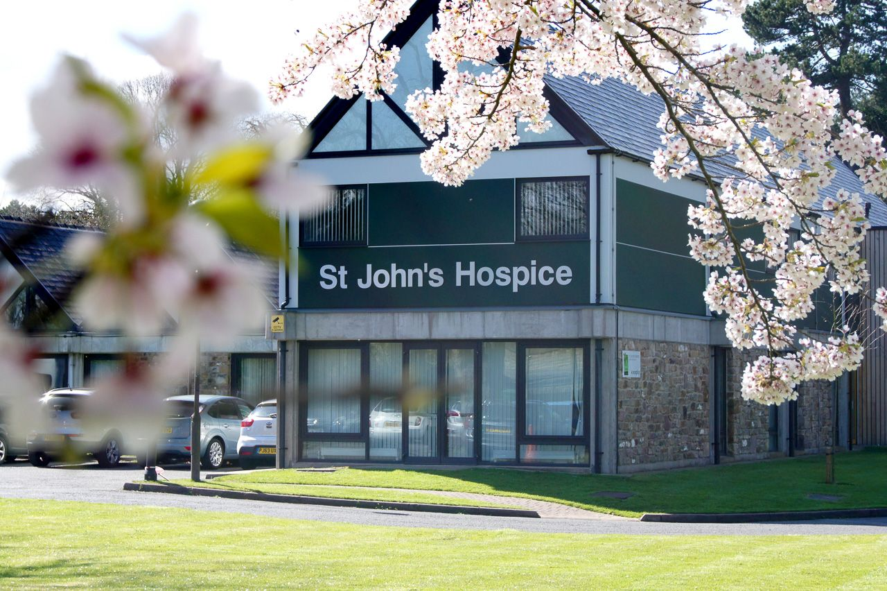 St. Johns Hospice Picture